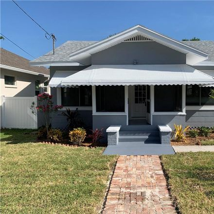 Rent this 4 bed house on West Alva Street in Tampa, FL 33614