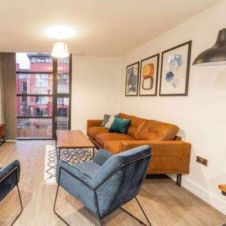 Rent this 3 bed apartment on The Counting House in 61 Charlotte Street, Birmingham B3 1PX
