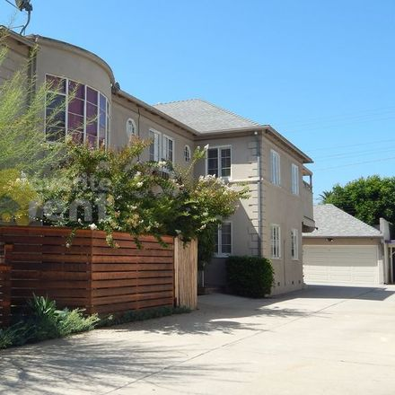 Rent this 1 bed apartment on Tujunga Ave in Studio City, CA