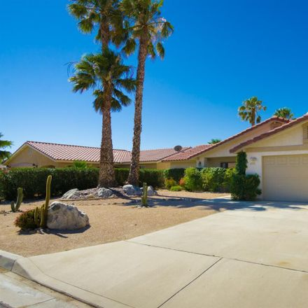 Rent this 3 bed house on 64501 Spyglass Avenue in Desert Hot Springs, CA 92240