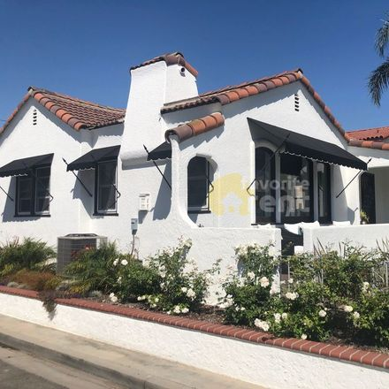 Rent this 3 bed apartment on 141 Quincy Avenue in Long Beach, CA 90803