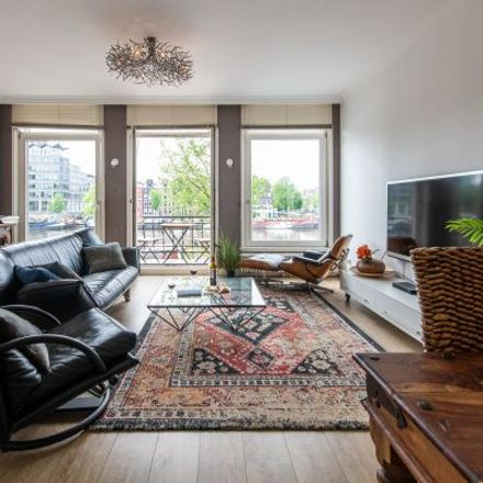 Rent this 3 bed apartment on Amstel 151-H in 1018 ER Amsterdam, Netherlands