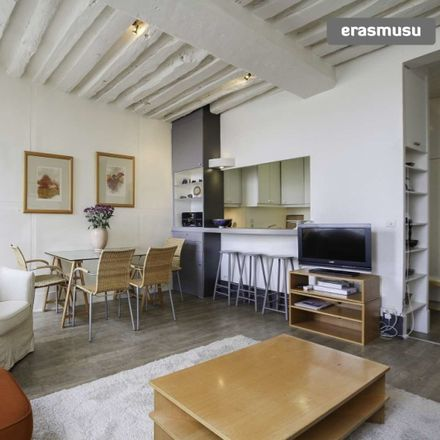 Rent this 1 bed apartment on Rue Guénégaud in 75006, Paris