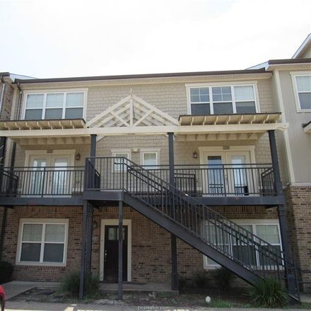 Rent this 3 bed condo on Harvey Mitchell Pkwy S in College Station, TX