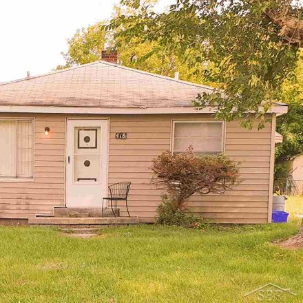 Rent this 2 bed house on 418 South 29th Street in Buena Vista, Buena Vista Charter Township