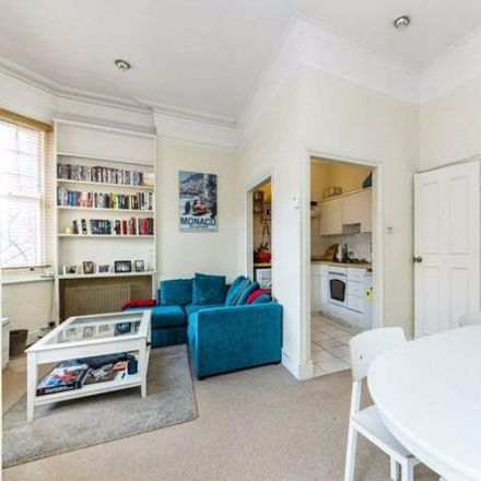 Rent this 1 bed apartment on Fulham Park Road in Fulham Road, London SW6 5SL