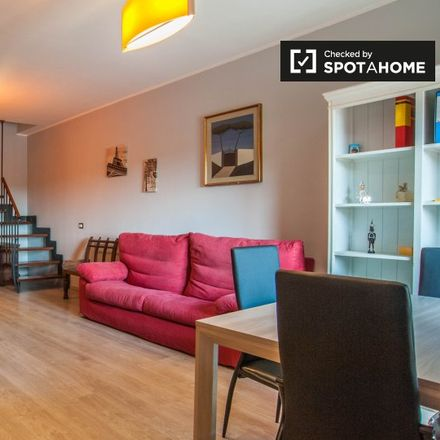 Rent this 2 bed apartment on Real Sporting Golf Club in Via Aurelia, 00163 Rome RM