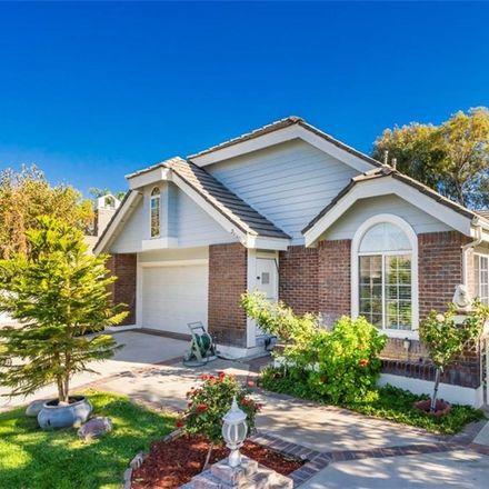 Rent this 4 bed house on 24140 Saint Moritz Drive in Santa Clarita, CA 91355