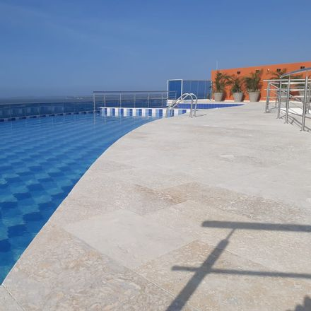 Rent this 3 bed apartment on Calle 70 in Dique, 130002 Cartagena