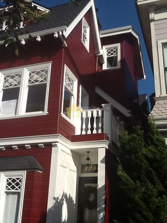 Rent this 2 bed apartment on 1944;1946 Baker Street in San Francisco, CA 94115