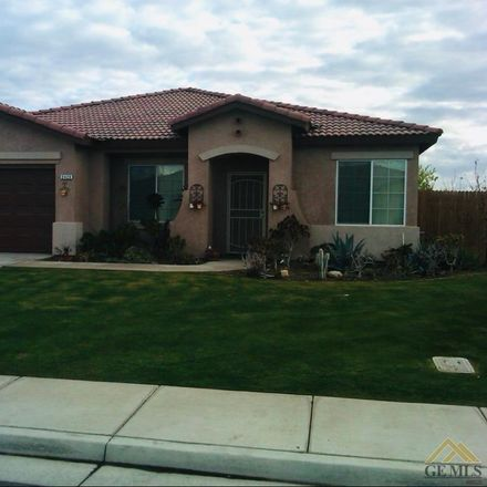 Rent this 4 bed house on Sosa Drive in Bakersfield, CA 93313