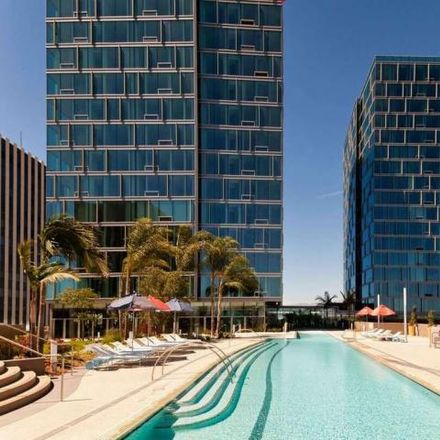 Rent this 1 bed apartment on The Vermont II in Wilshire Boulevard, Los Angeles