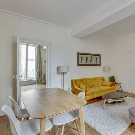 Rent this 2 bed apartment on Paris in Quartier de la Monnaie, ÎLE-DE-FRANCE