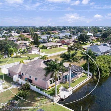 Rent this 4 bed house on 1110 Southeast 4th Terrace in Cape Coral, FL 33990