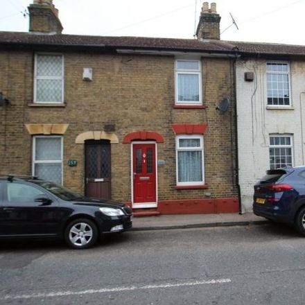 Rent this 2 bed house on Dobbie Close in Sittingbourne ME10 2AX, United Kingdom