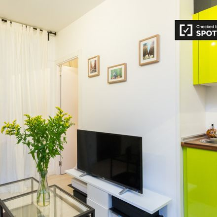 Rent this 1 bed apartment on Calle del Doctor Piga in 8, 28012 Madrid