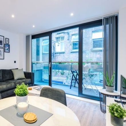 Rent this 2 bed apartment on Chain Street in Manchester, M1 4HA