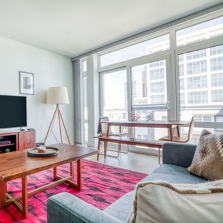 Rent this 1 bed apartment on Cerasa Apartments in Northeast 2nd Place, Bellevue