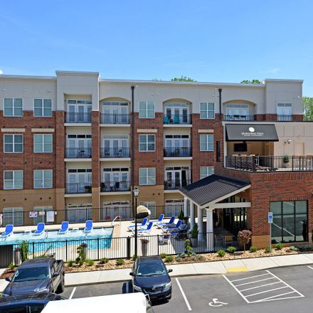 Rent this 1 bed apartment on 4306 Pebblebrook Drive in Charlotte, NC 28208