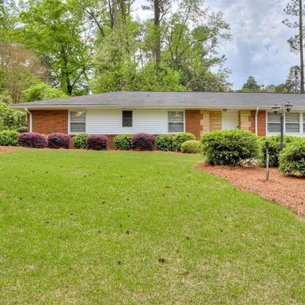 Rent this 4 bed house on 511 Henderson Drive in Augusta, GA 30909