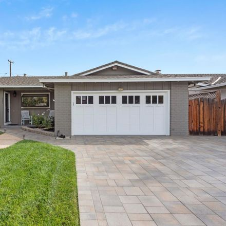 Rent this 3 bed house on 3206 Woodcrest Drive in San Jose, CA 95118
