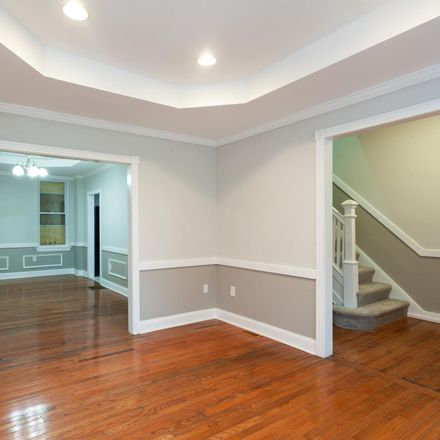 Rent this 3 bed townhouse on 2503 Shirley Avenue in Baltimore, MD 21215