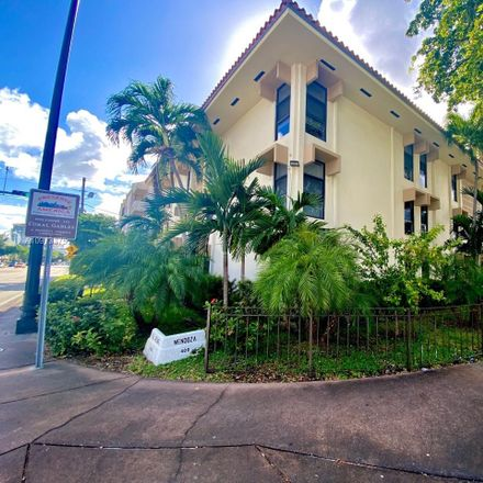 Rent this 2 bed apartment on 1600 Southwest 42nd Avenue in Coral Gables, FL 33134