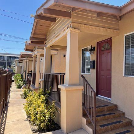 Rent this 1 bed duplex on 317 North Coronado Street in Los Angeles, CA 90026