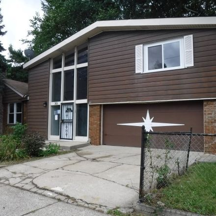 Rent this 3 bed house on 301 West 145th Place in Riverdale, IL 60827