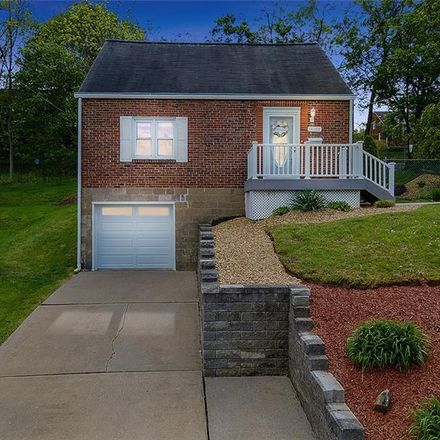 Rent this 3 bed house on 12122 Harvard Drive in Penn Hills, PA 15235