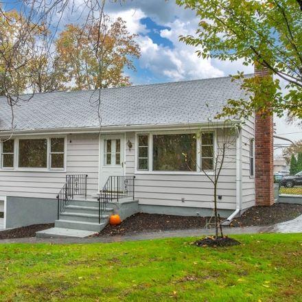 Rent this 3 bed house on Leonard Pl in Denville, NJ
