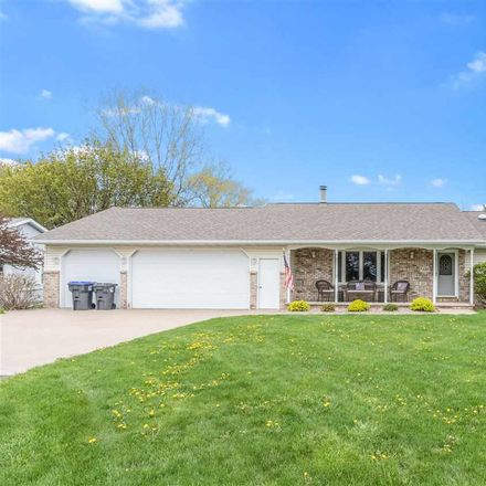 Rent this 3 bed house on 338 Marion Ave in Appleton, WI