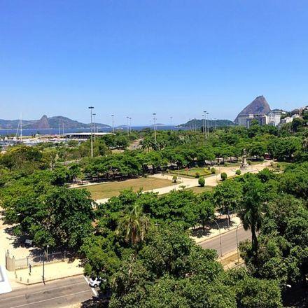 Rent this 1 bed apartment on Rio de Janeiro in Glória, RJ