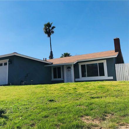 Rent this 4 bed house on 4364 Lakewood Drive in San Bernardino, CA 92407