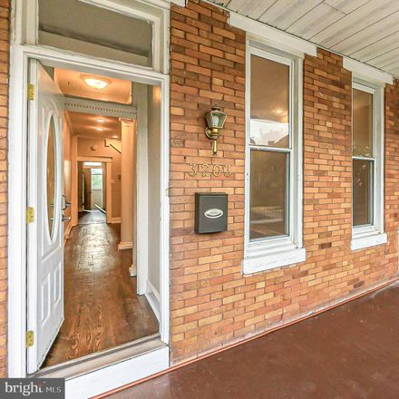 Rent this 3 bed townhouse on 3203 Clarence Avenue in Baltimore, MD 21213