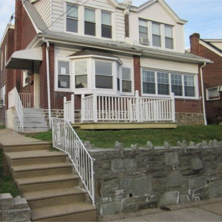Rent this 3 bed townhouse on 1911 Lansing Street in Philadelphia, PA 19111
