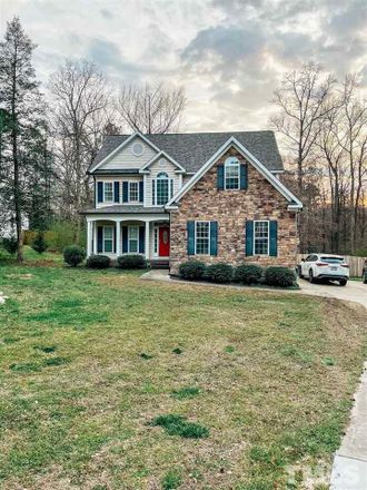 Rent this 3 bed house on 2921 Candlehurst Ln in Raleigh, NC