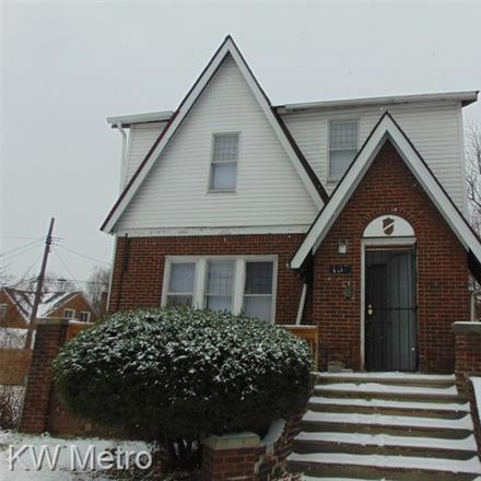 Rent this 3 bed house on 135 W Longwood Pl in Highland Park, MI