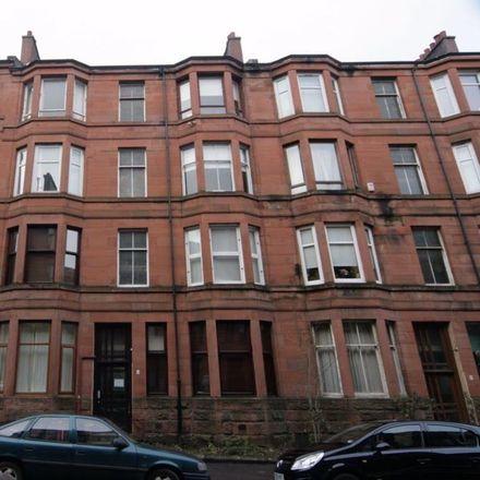 Rent this 1 bed apartment on 10 Kildonan Drive in Glasgow G11 7XA, United Kingdom