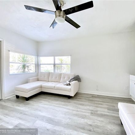 Rent this 3 bed house on SW 2nd Pl in Dania, FL