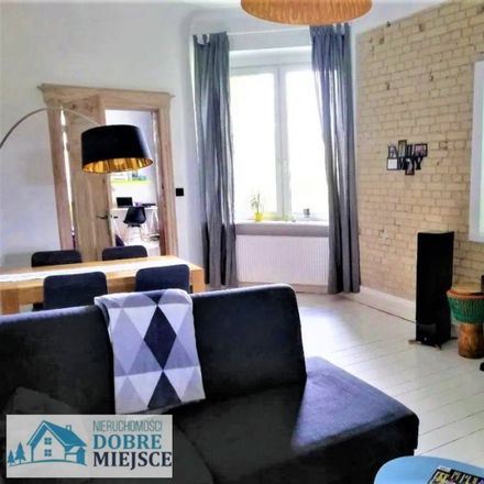 Rent this 3 bed apartment on Dworcowa 58 in 85-009 Bydgoszcz, Poland