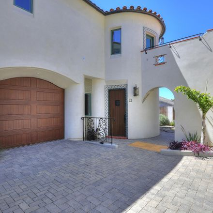 Rent this 3 bed house on 1005 North Milpas Street in Santa Barbara, CA 93103