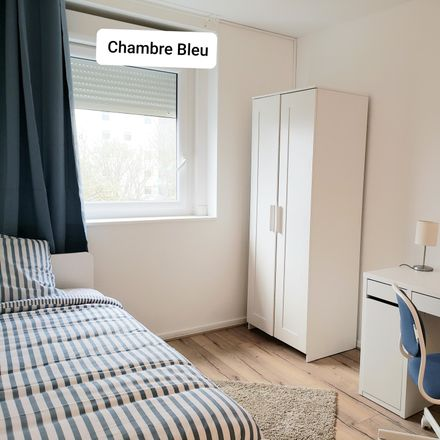 Rent this 4 bed room on Parc de la Bresle in 76130 Mont-Saint-Aignan, Francia