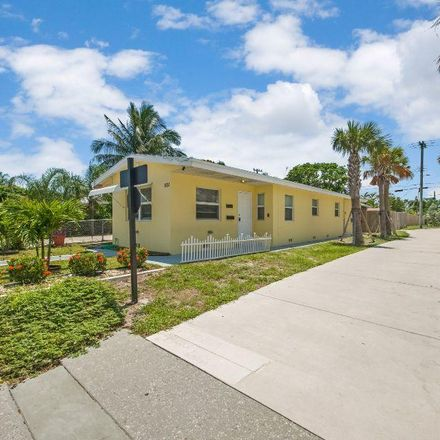 Rent this 3 bed house on 501 South E Street in Lake Worth Beach, FL 33460