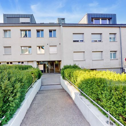 Rent this 0 bed apartment on Blume Zollikon in Zollikerstrasse 105, 8702 Zollikon