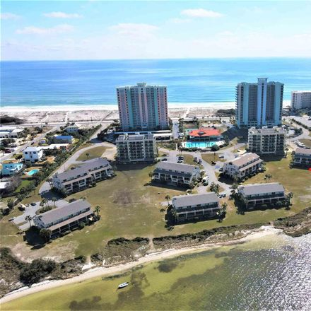 Rent this 3 bed condo on Fort Pickens Road in Pensacola Beach, FL 32561
