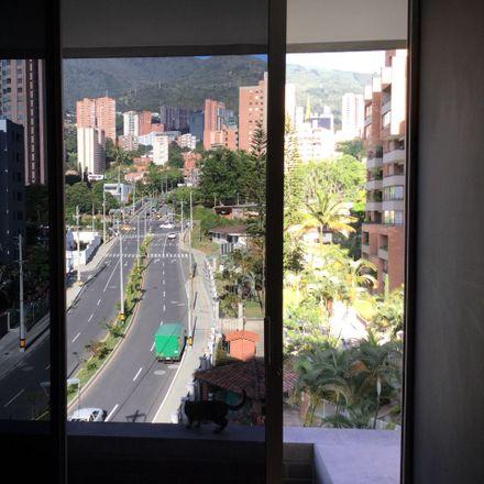 Rent this 3 bed apartment on Comuna 14 - El Poblado in Medellín, Valle de Aburrá