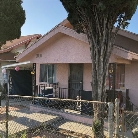 Rent this 3 bed house on 137 West Avenue 30 in Los Angeles, CA 90031
