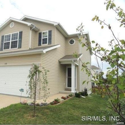 Rent this 3 bed house on 138 Falls Park Court in Belleville, IL 62220