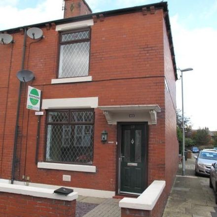 Rent this 2 bed house on Meanwood Community Nursery and Primary School in Woodstock Street, Rochdale OL12 7DJ